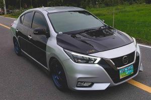 老款Nissan Almera大改造,超帅!