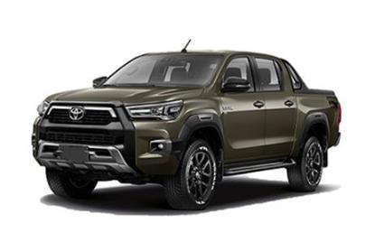 2020 Toyota Hilux Single Cab 2.4 MT 4X4