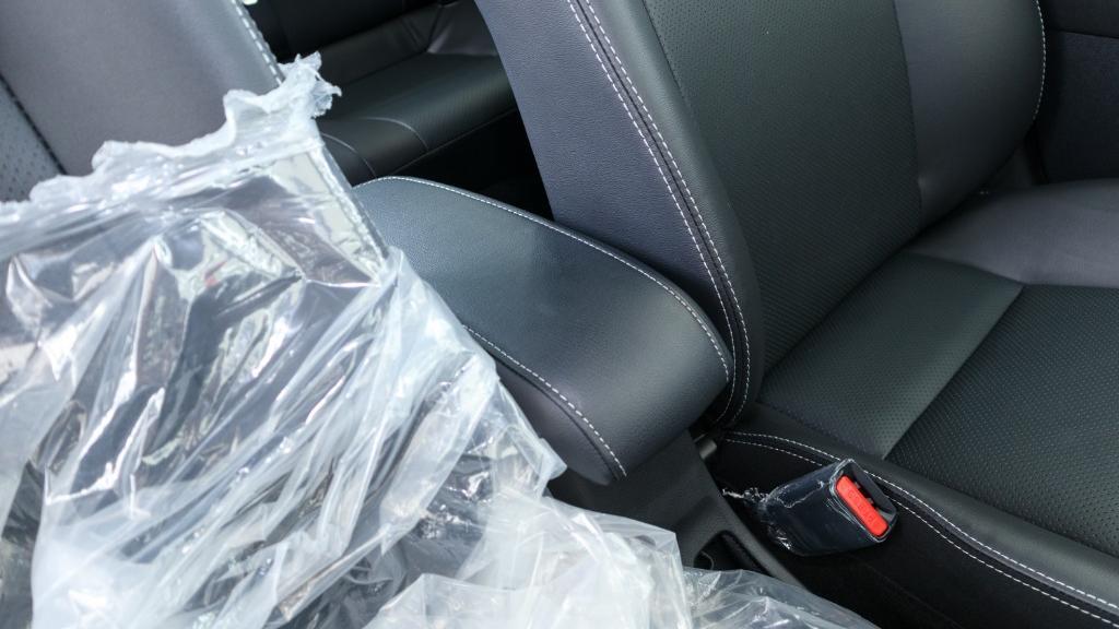 2019 Toyota Vios 1.5G Interior 024