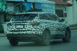 Spied: Proton X50 seen in Thailand - exports before fulfilling Malaysian backlogs?