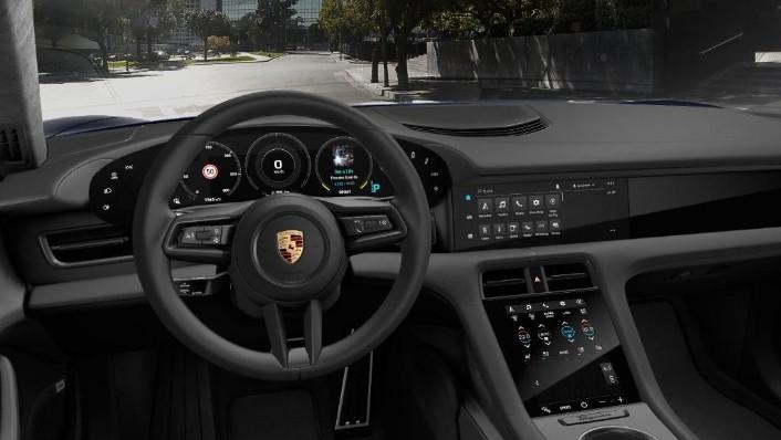 Porsche Taycan(2019) Interior 001