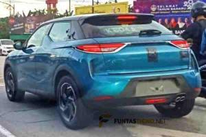Spyshot: Citroen DS3 Crossback di Kedah, bakal dijual di Malaysia?