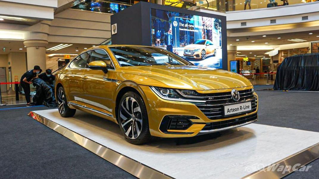 2020 Volkswagen Arteon 2.0 TSI R-Line Exterior 003