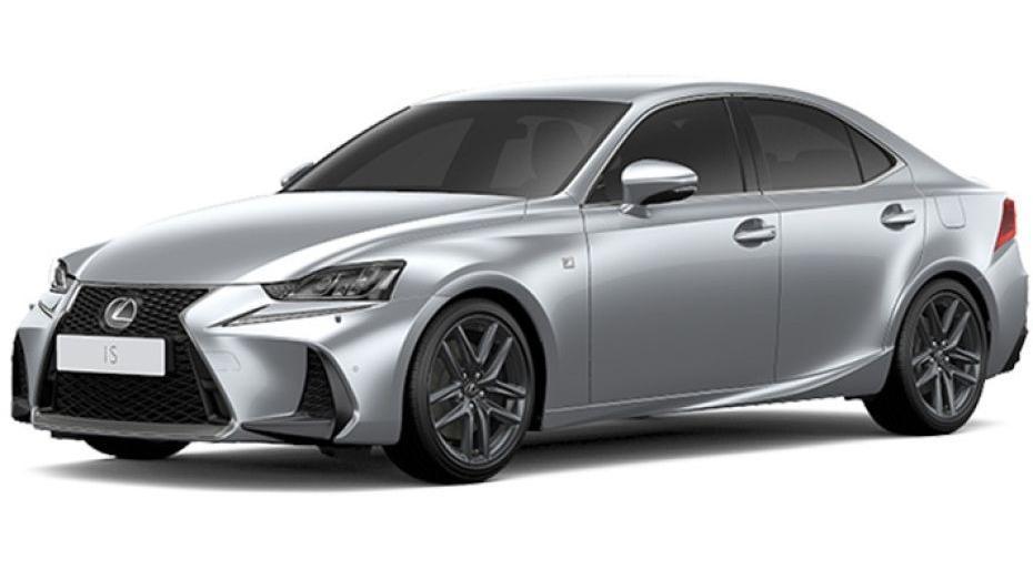 Lexus IS (2018) Others 002