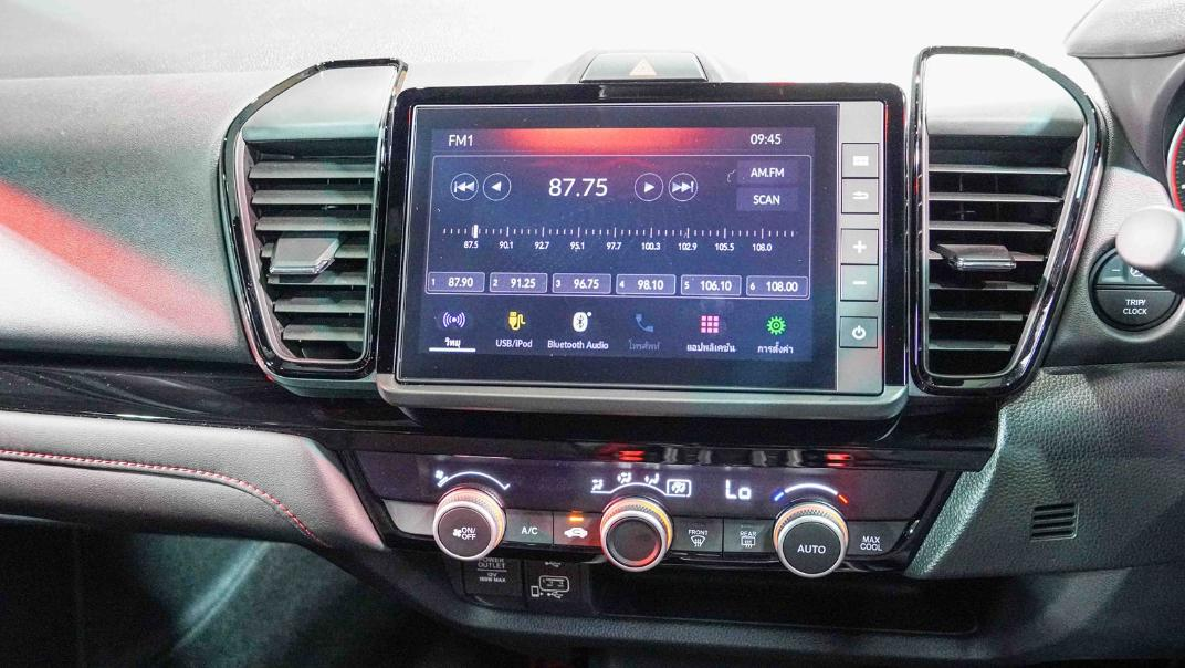 2021 Honda City Hatchback International Version Interior 018