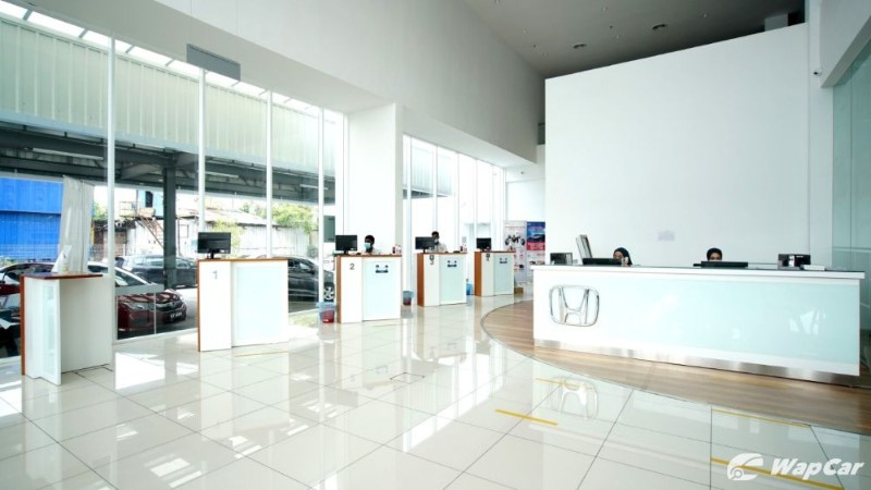 Honda owners staying near Kampung Baru Subang, there's a new 3S centre for you 02