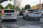 Spied: 2020 Proton X50 spotted beside X70, just how much smaller is it?