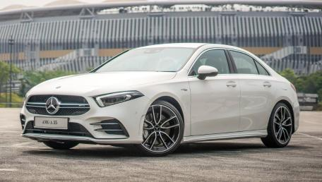 2019 Mercedes-Benz AMG A-Class A35 Price, Specs, Reviews, Gallery In Malaysia | WapCar