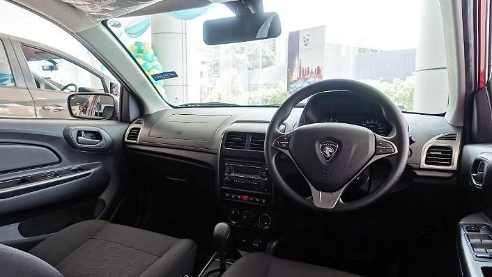 2018 Proton Saga 1.3 Premium CVT Interior 002