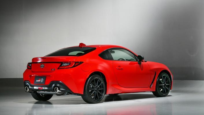 2021 Toyota 86 Exterior 003