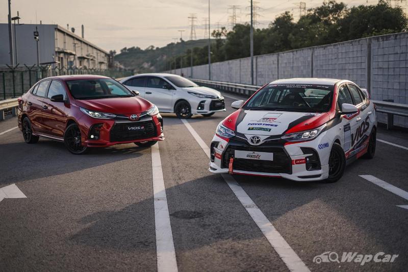 Toyota Vios GR-Sport 2020 dilancarkan - mod Sport, CVT 10 kelajuan, harga RM 95,284! 02
