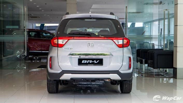2020 Honda BR-V 1.5L V Exterior 006