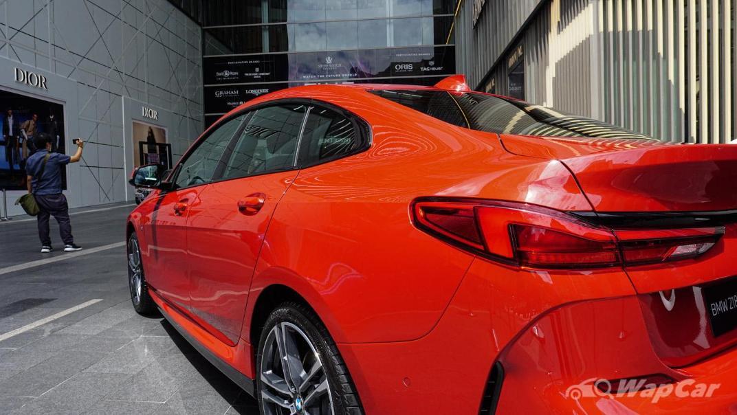 2020 BMW 2 Series 218i Gran Coupe Exterior 046