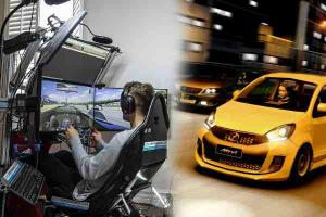 6 steps to setting up your own racing simulator for less than RM 1k