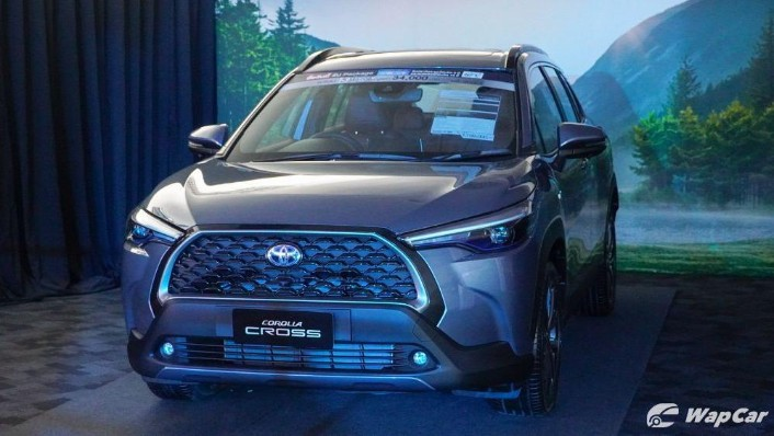 2020 Toyota Corolla Cross Exterior 008