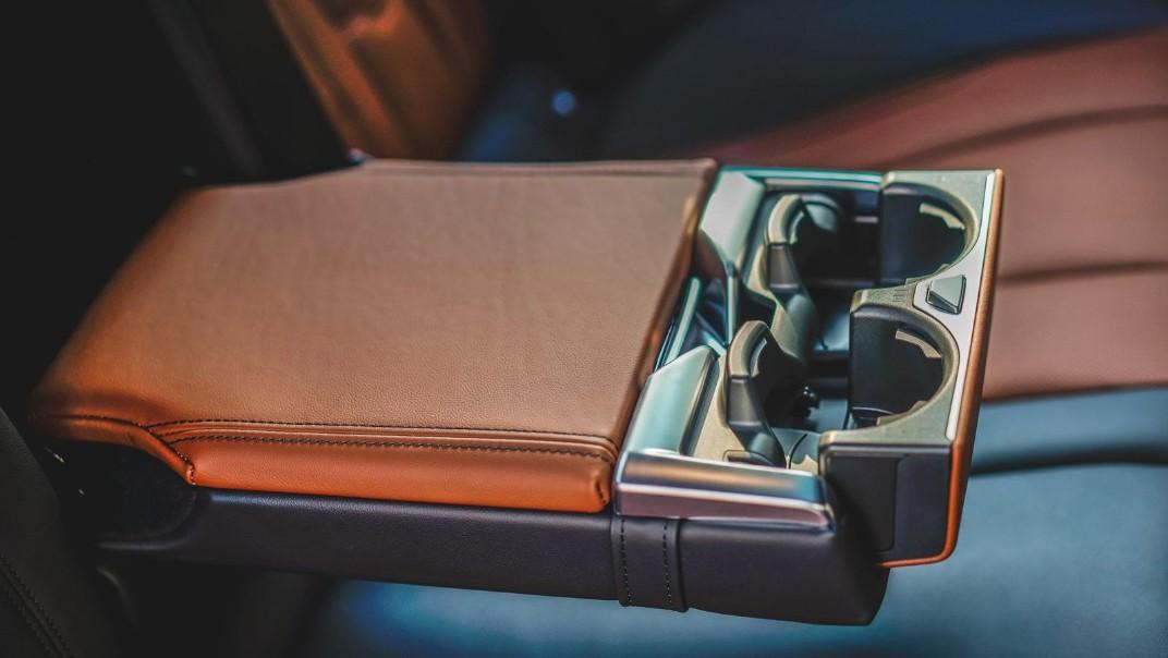 2020 BMW 8 Series 840i Gran Coupé M Sport Interior 013