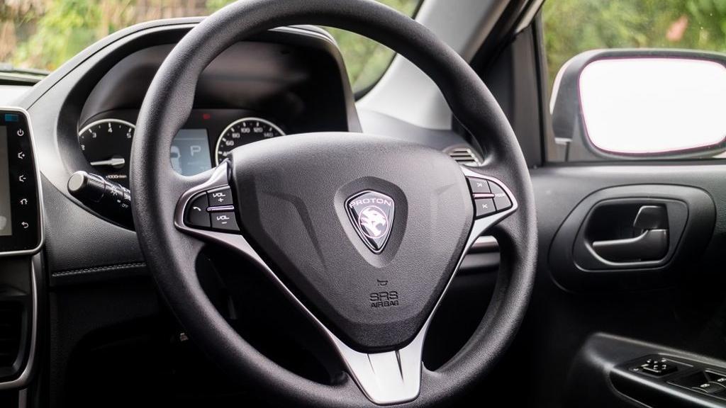 2019 Proton Saga 1.3L  Premium AT Interior 004