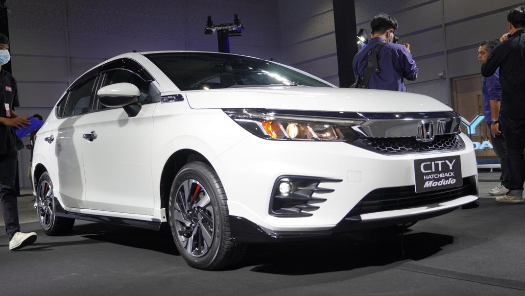 2021 Honda City Hatchback International Version Exterior 068