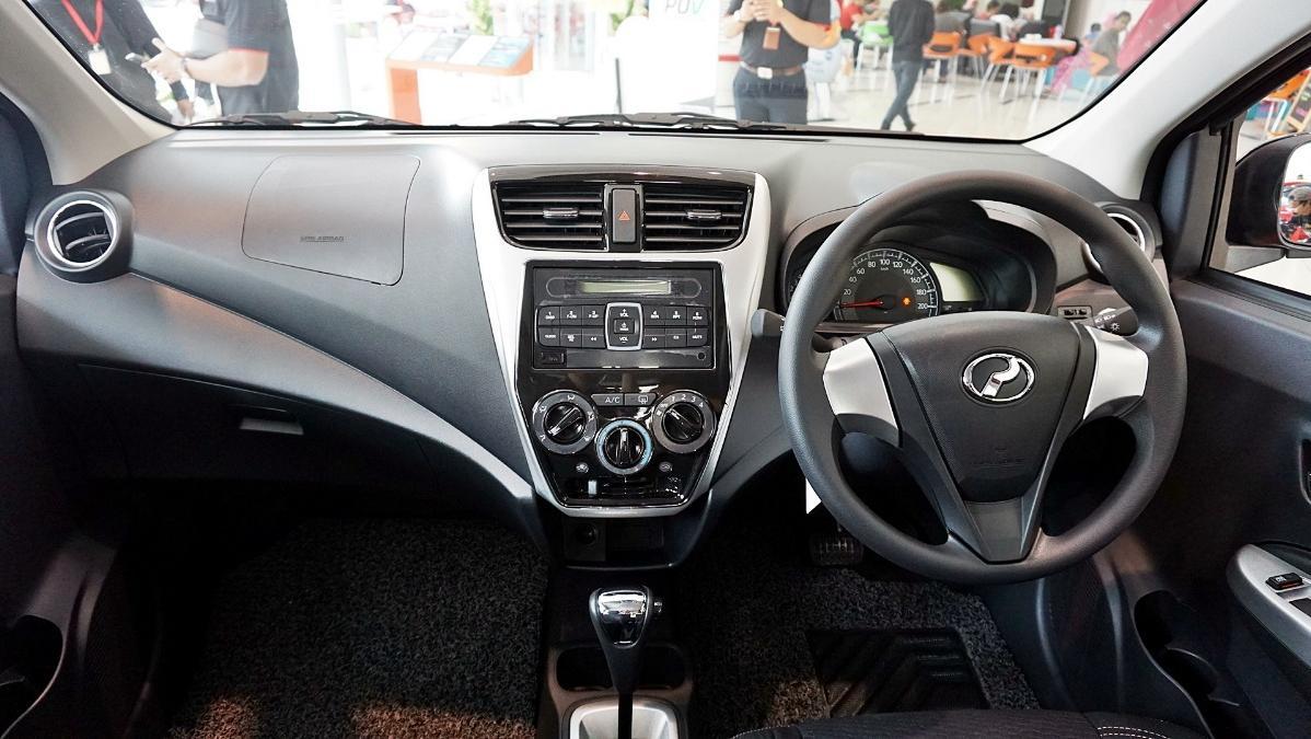 2019 Perodua Axia Style 1.0 AT Interior 057