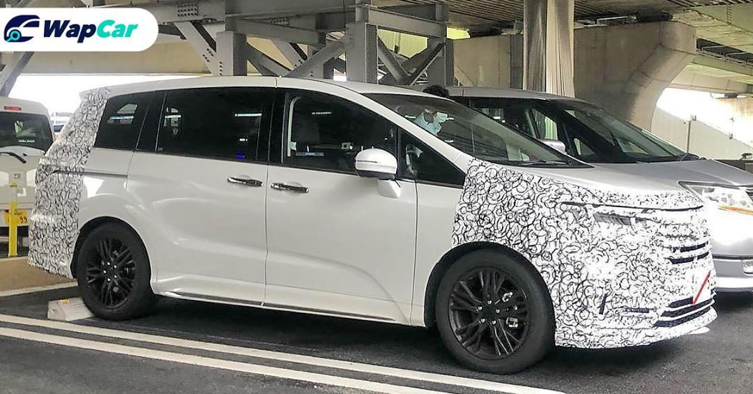 Spyshot: Facelift kedua untuk Honda Odyssey, akan tiba di Malaysia pada 2021? 01