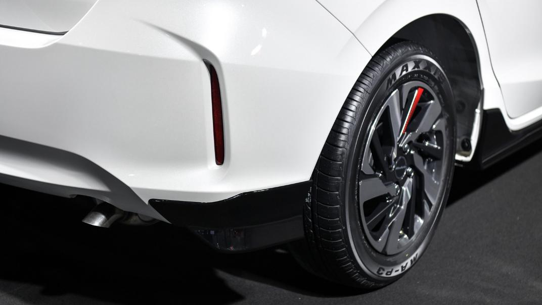 2021 Honda City Hatchback International Version Exterior 039