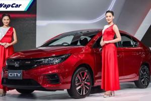 Honda City, sedan sub-kompak paling laris di Thailand tahun ini! Almera dan Vios kalah?