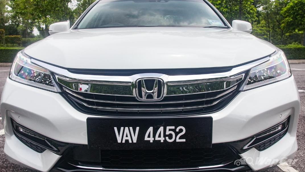2018 Honda Accord 2.4 VTi-L Advance Exterior 043