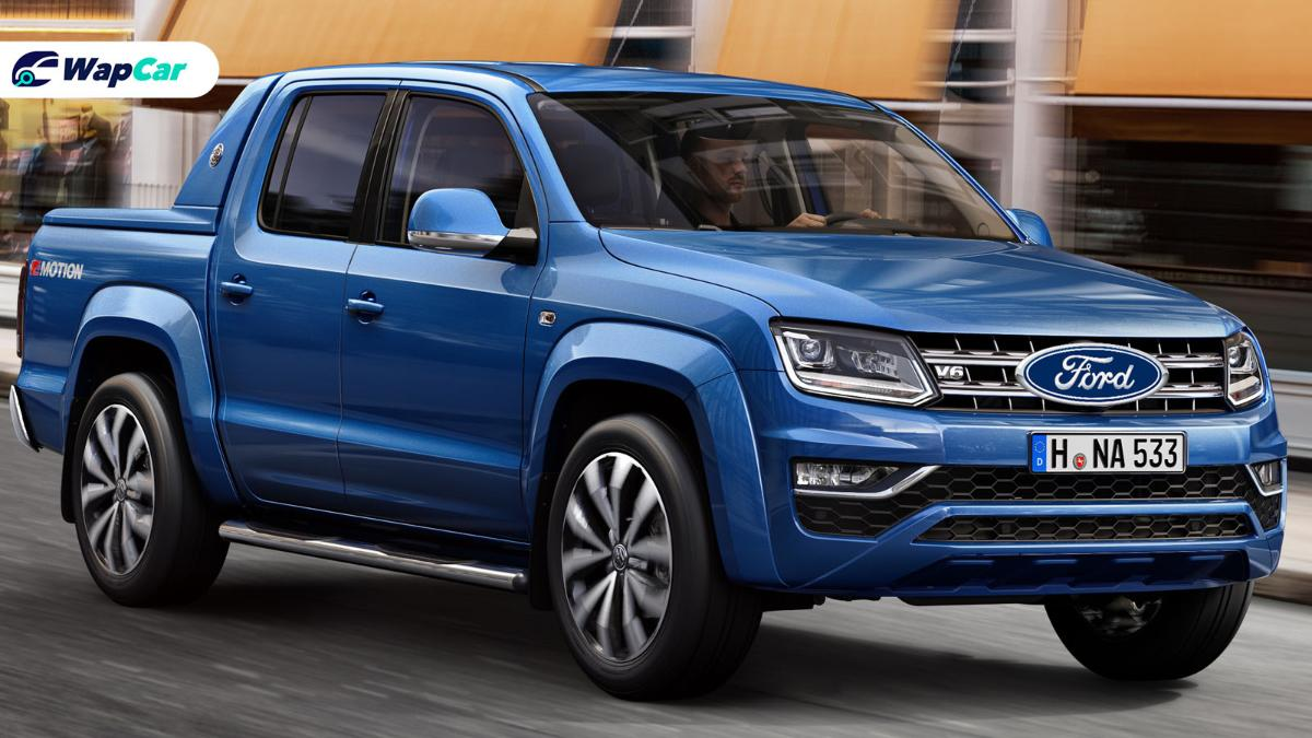 Next-gen VW Amarok to be built by Ford, coming in 2022 01