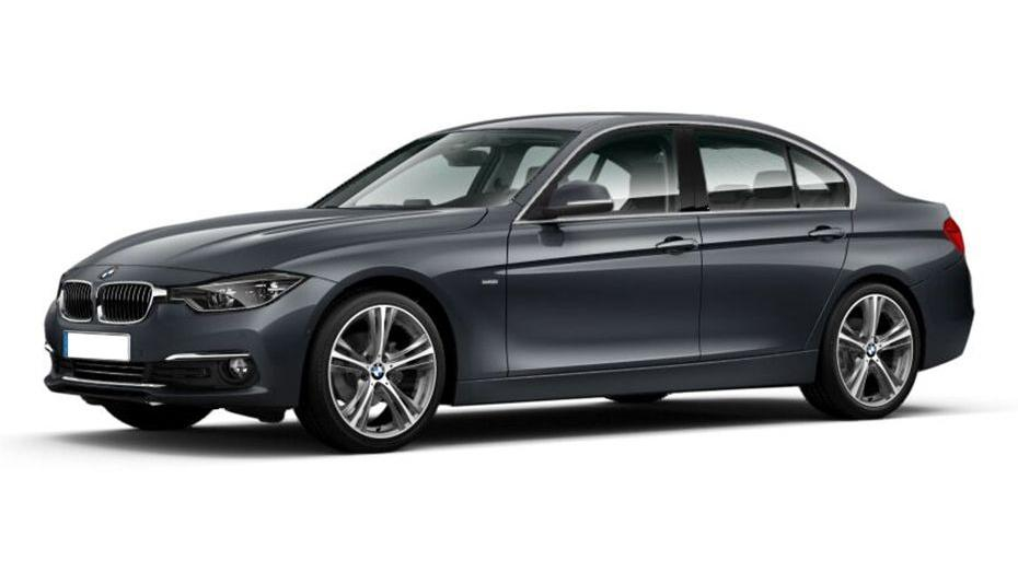 BMW 3 Series (2019) Others 008