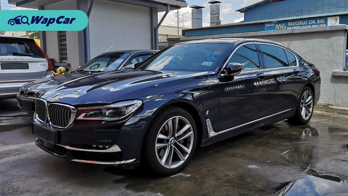 Owner Review: Luxury meets performance - Experiencing the BMW 740Le 01