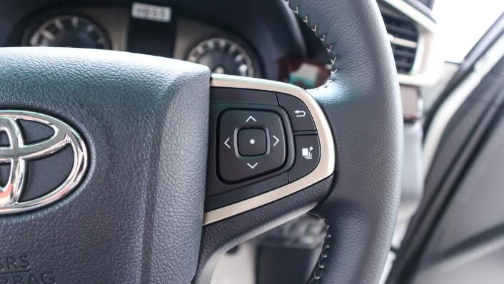 2018 Toyota Innova 2.0G (A) Interior 008