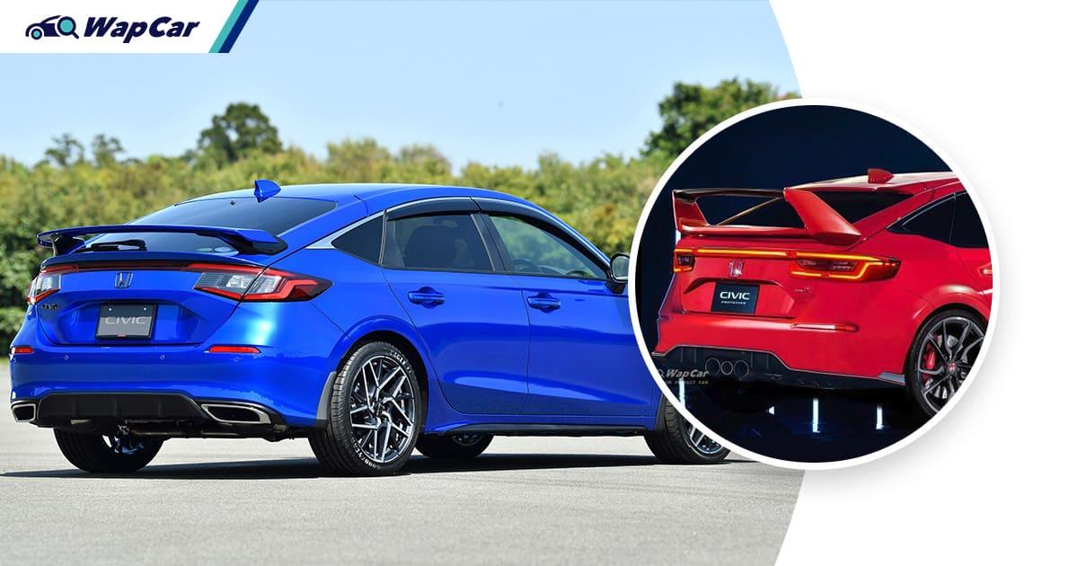 Honda Civic Type R serba baru dan Civic hibrid e:HEV bakal tiba pada tahun 2022 01