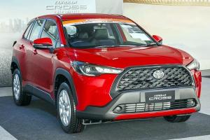 Toyota Corolla Cross to be launched in Indonesia on 6-Aug