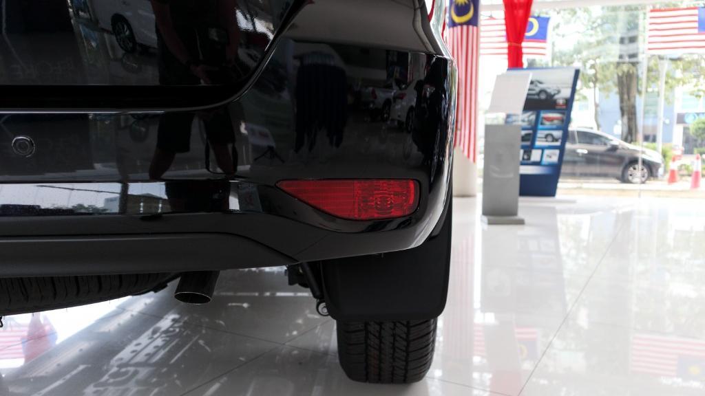 2018 Toyota Fortuner 2.7 SRZ AT 4x4 Exterior 014
