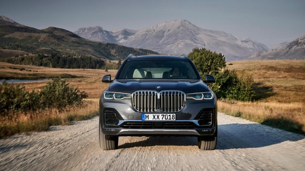 BMW X7 (2019) Exterior 003