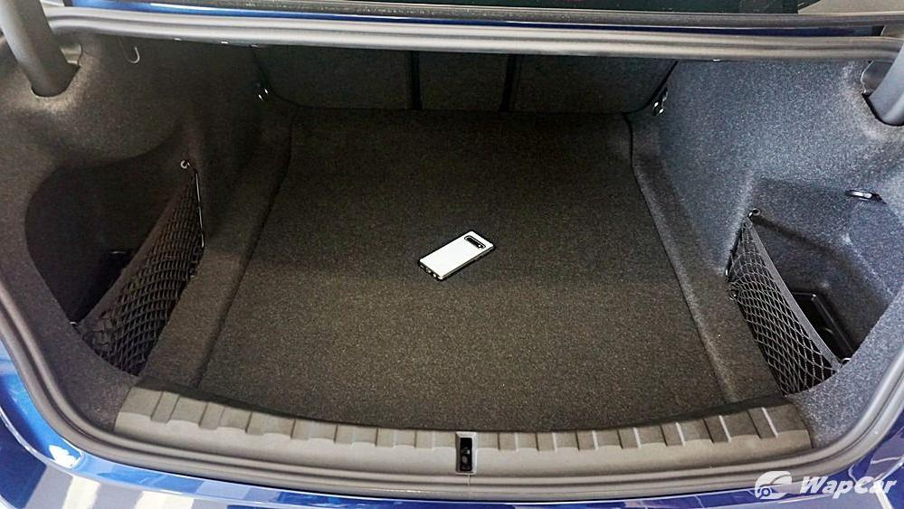 2020 BMW 3 Series 320i Sport Interior 189