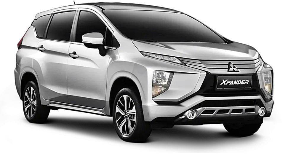 2020 Mitsubishi Xpander Upcoming Version Exterior 036