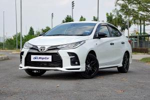 Review: 2020 Toyota Vios GR-Sport - The ride and handling champ in class