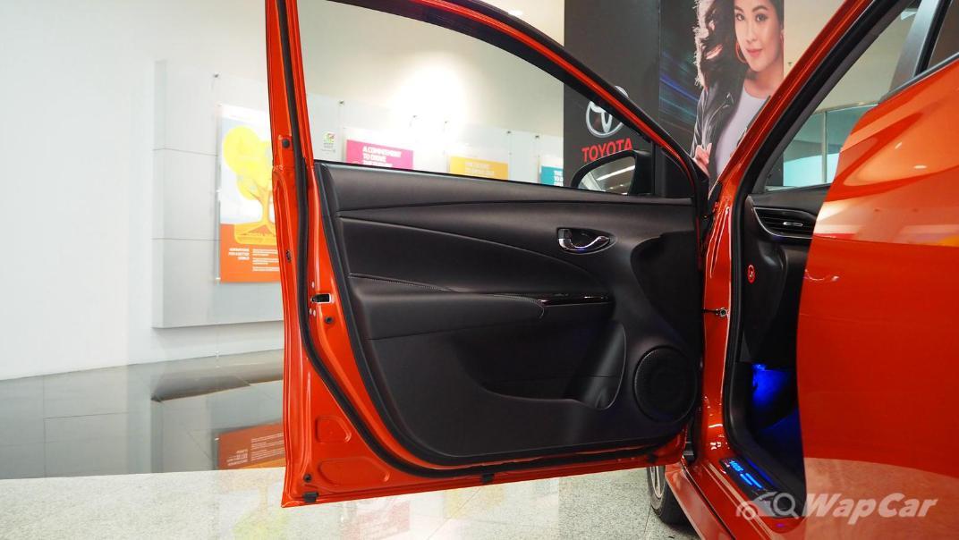 2021 Toyota Vios 1.5G Interior 014