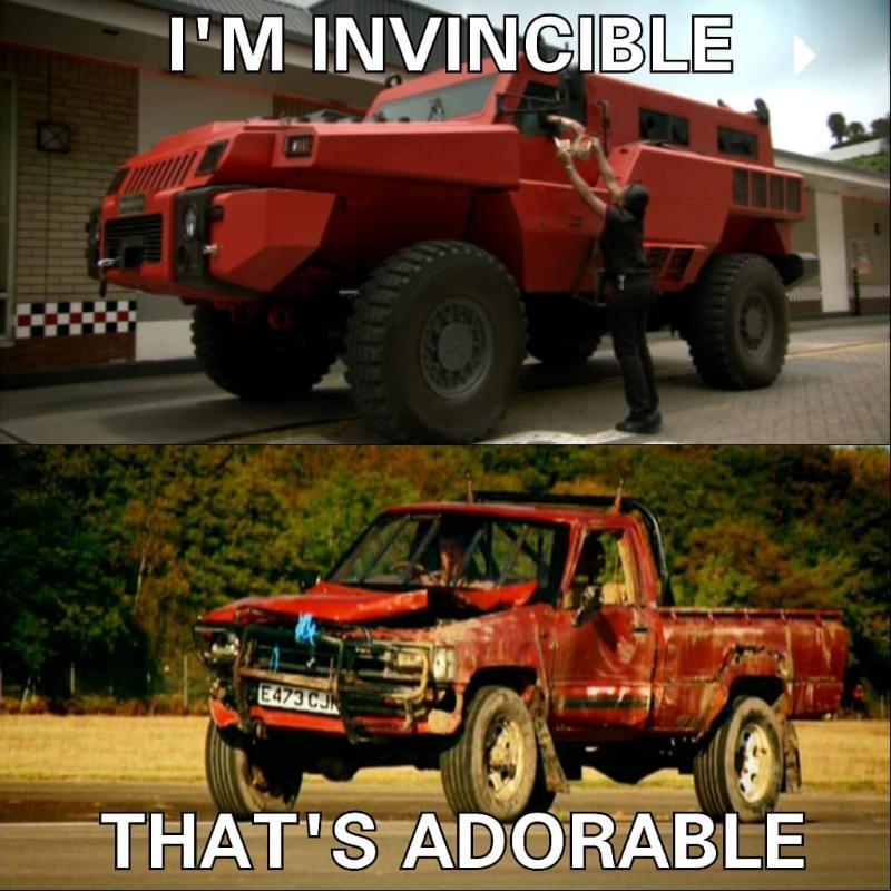 Toyota Hilux meme