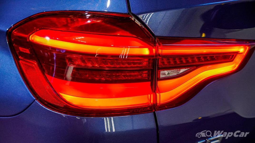 2021 BMW X3 sDrive20i Exterior 010