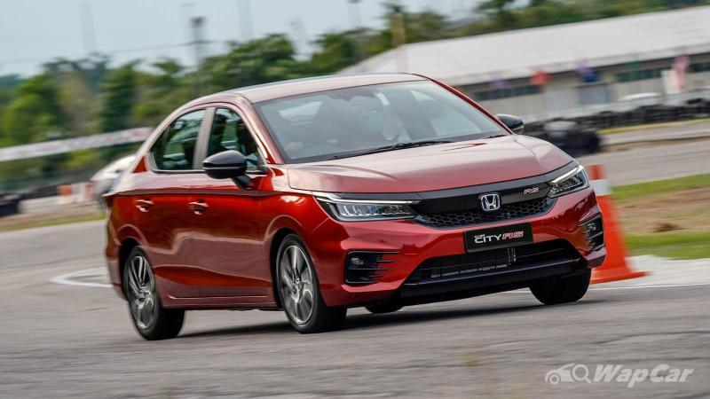 2020 Honda City RS bakal terima panel instrumen eksklusif untuk Malaysia! 02