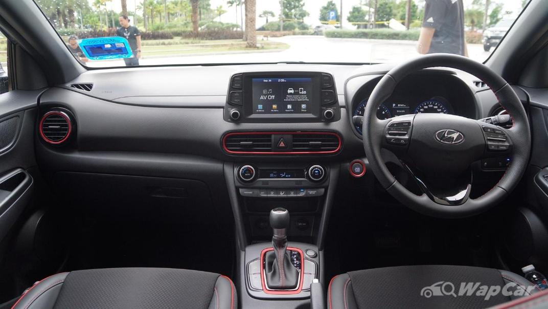 2020 Hyundai Kona 2.0 Standard Interior 001