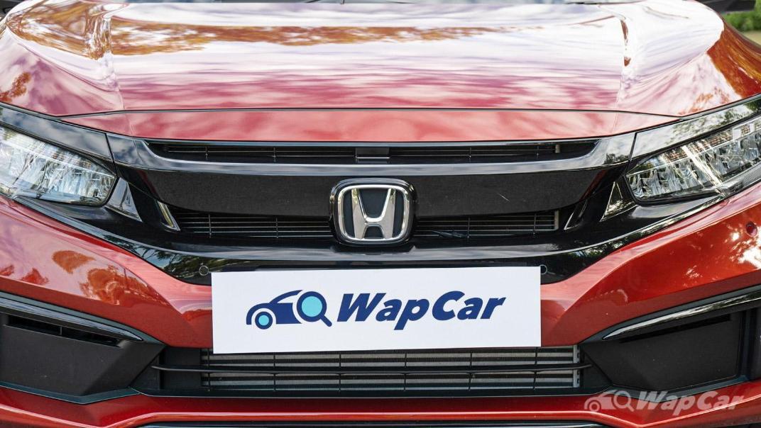 2020 Honda Civic 1.5 TC Premium Exterior 010
