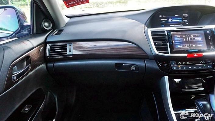 2018 Honda Accord 2.4 VTi-L Advance Interior 005