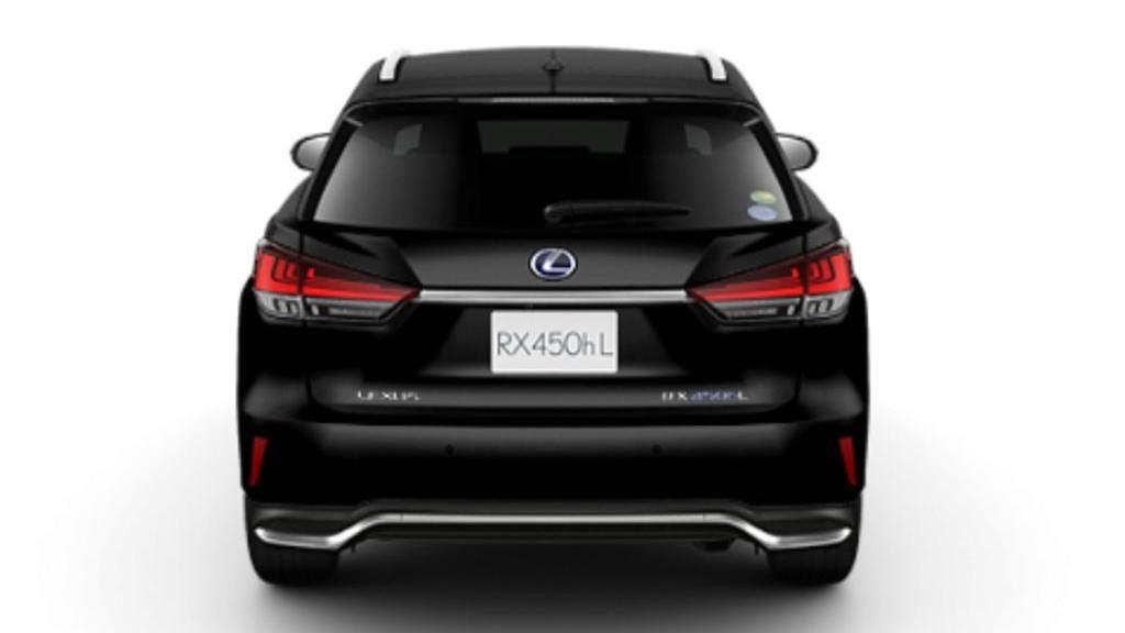 Lexus RX (2019) Exterior 006