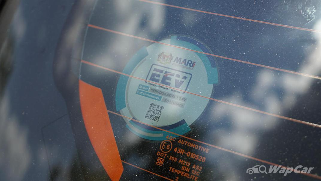 2021 Perodua Ativa 1.0L Turbo AV Special Metallic Exterior 036