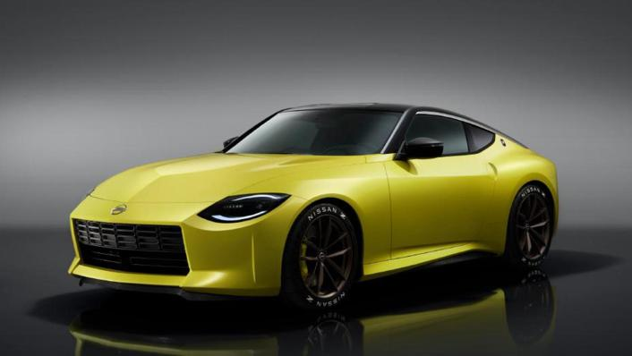 2020 Nissan Z Proto International Version Exterior 003
