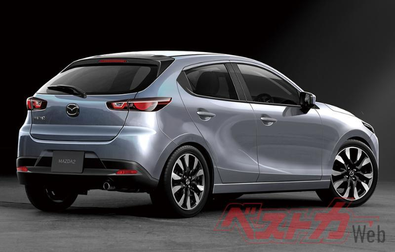 All-new 2022 Mazda 2 to start Thailand production in Q2 2022, to come with hybrid option 02