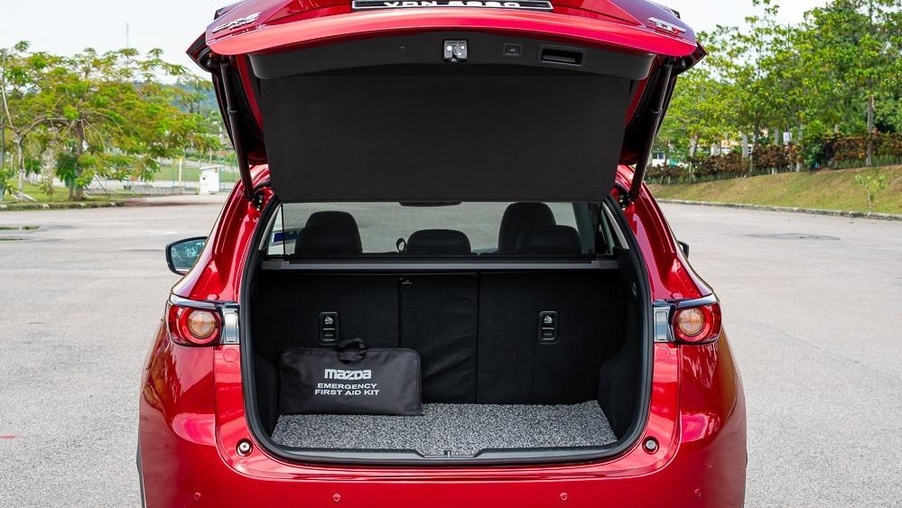 2019 Mazda CX-5 2.5L TURBO Interior 050